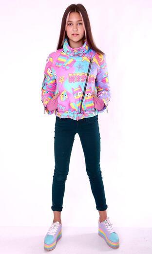 Худи Boo&Bon Неон разноцветное